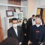 بازدید وزیر ارتباطات از سماتوس